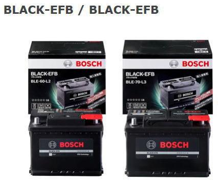 BOSCH BLACK EFB アイドリングストップ車用