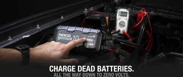 NOCO / ノコ のバッテリーチャージャー充電器